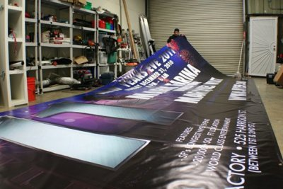 30x10 Graphics, Printing, Wide Format