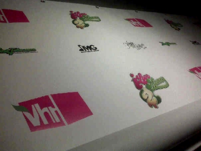 Backdrops, Vinyl Banners