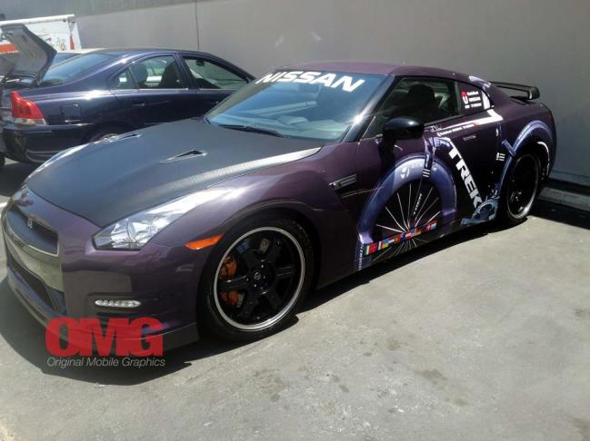Vehicle Wraps, OMGwraps